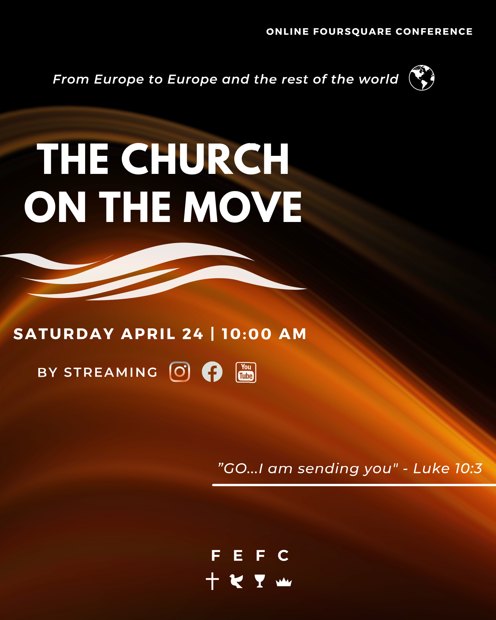 Foursquare Europe Online Conference